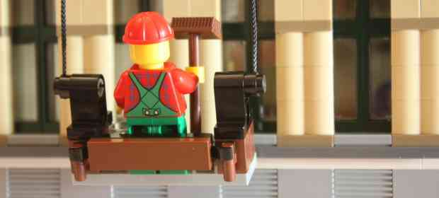LEGO 10211 Grand Emporium Review