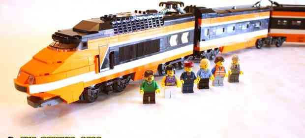 LEGO 10233 Horizon Express Review