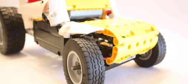 MOC LEGO Technic RC Car