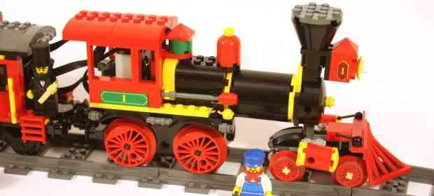 HOWTO Motorize LEGO Toy Story Train