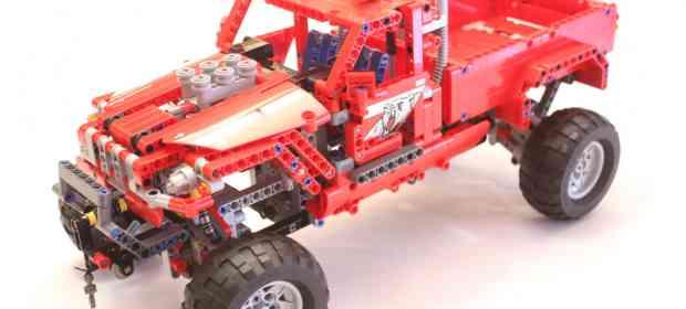 LEGO 42029 PickUp Truck