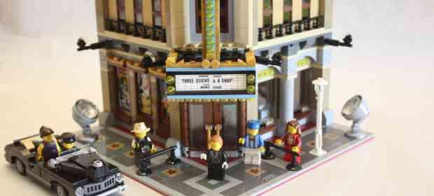 LEGO 10232 Palace Cinema Review